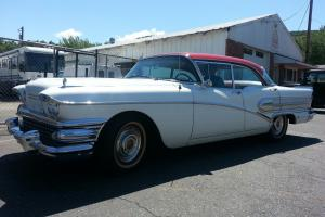 1958 BUICK SPECIAL 4 DOOR HARDTOP LESS THAN 100 IN EXISTANCE