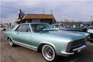 1965 BUICK RIVIERA MATCHING NUMBERS VERY CLEAN CAR 445 WILDCAT RUNS GREAT AC CAR