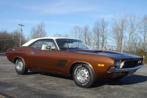 72 DODGE CHALLENGER RALLY W/35,000 ACTUAL MILES