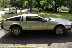 1983 DMC Delorean