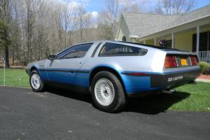 Delorean: DMC-2  3,758 Orignal Miles