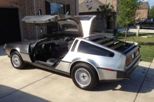 1981 Delorean Mint Condition