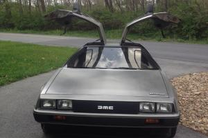 Delorean DMC-12 1981, runs great and looks even better, attention getter!!!