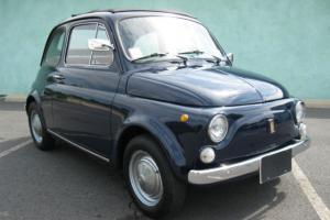 1971 Fiat 500 F, Very Hard To Find, Great Driver, Fresh Paint, Ready For Fun!
