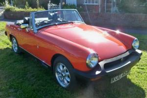1975 MG Midget 1500  Photo