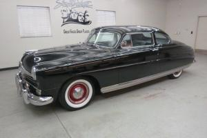 *1949 Hudson Super-Six Club Coupe 2 Dr.restoration in High Gloss Black Finish !!
