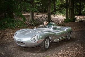 1957 Jaguar D type recrreation