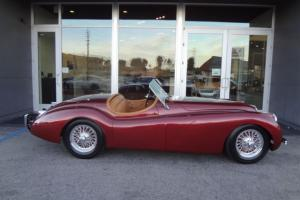 1954 Jaguar XK120 SE Restored Perfect Driver Financing & Leasing Available Photo