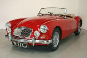 1956 MGA Roadster - RHD - 5-Speed - Total Restoration, An Immaculate Example  Photo