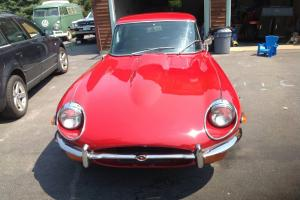 1970 Jaguar E type 2+2 Photo