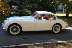 1959 Jaguar XK150 Base 3.4L