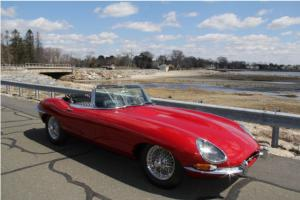 "1966 JAGUAR E-TYPE ""CONCOURSE RESTORATION, THE FINEST!!!"""