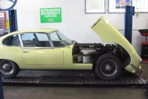 1969 jaguar e type 2+2