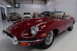 1970 JAGUAR E-TYPE ROADSTER UNDER SAME OWNER FOR PAST 24-YEARS RARE FACOTRY A/C Photo