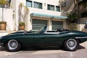 1970 JAGUAR XKE ROADSTER BRITISH RACING GREEN RARE, CLASSIC, RESTORED& BEAUTIFUL Photo