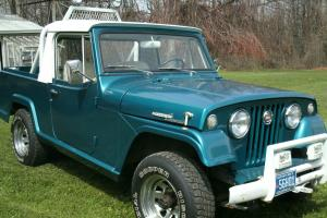 1968 Jeep Jeepster Commando 3 Speed Stick