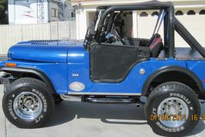 1973 Jeep CJ5 Sport Utility - customized
