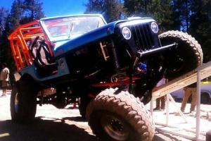 Custom JEEP CJ5 Crawler MUD ROCK or what ever.