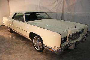 1973 Lincoln Continental 2 dr Hardtop