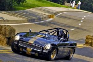 1962 MGB RACE CAR -- We are proud to offer this one of a kind MGB Race Car!