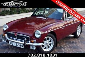 "1973 MG MGB GT V8 4 Speed ""Restored"" Hatchback TRADES WELCOME Las Vegas Photo"