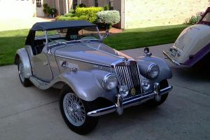 1955 MG TF Photo