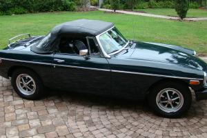 MGB ROADSTER, 1976, ONLY 33,000 MILES Photo