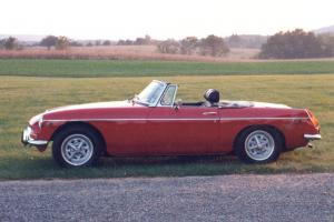 1974 MGB Roadster Convertible