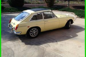 1969 MG MGC GT Restored Frame Off Manual Classic Restoration Rare ARIZONA Photo