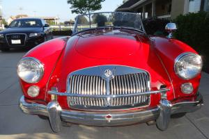 Gorgeous ** 1960 MGA Mk I with New Engine & Paint Photo