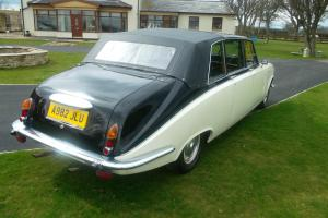 Daimler DS420 Laundalette Wedding Car Limousine
