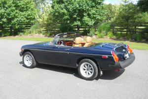 1979 MGB  V8  Convertible Photo