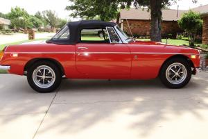 1970 MG MGB CONVERTIBLE