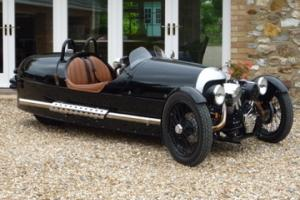 2012 Morgan 3 Wheeler V twin Sport