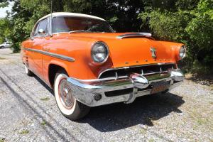 1953 Mercury Monteray 2dr, hardtop on frame restored NO RESERVE