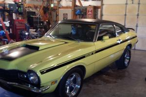 1972 Mercury Comet Base 5.0L