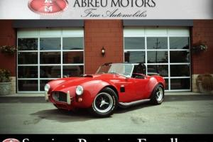 1967 Sheby Cobra Built by Everett Morrison w/ 428 Big Block Doug Nash 5-speed