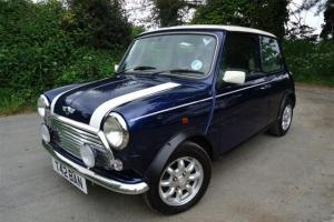 1999 ROVER MINI COOPER ON JUST 21000 MILES FRM NEW