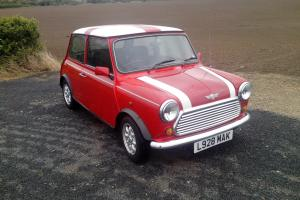 Rover Mini Cooper 1.3spi  Photo