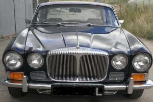 FANTASTIC FIND DISCOVERED DAIMLER SOVEREIGN XJ6 SERIES ONE 1973 4.2 AUTO