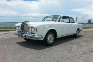 1967 Rolls Royce Silver Shadow Coupe Mulliner Photo