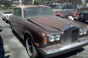 Rolls Royce Silver Shadow  Base Sedan 4-Door 6.7L