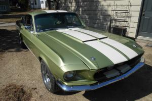 1967 Shelby GT350 Mustang Fastback, Non factory production