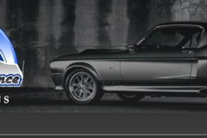 Shelby Eleanor GT-500 E, Supercharged 600 HP, 347 Stroker