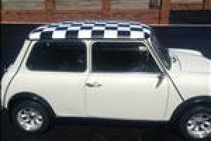 CLASSIC MINI 1972 TAX EXEMPT RESTORED AND LOTS OF EXTRAS RELUCTANT SALE