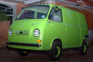 1969 Subaru 360 Van ** MICRO CAR ** MICRO VAN ** Nicely restored.