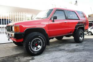 Toyota 4Runner 1986 4X4 best