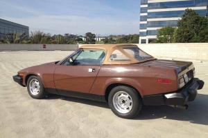 1979 Triumph TR7 Convertible 5-speed Photo