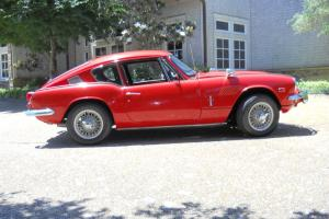 1969 Triumph GT6 Base 2.0L Photo