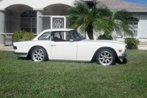 1972 Triumph TR6 Base 2.5L Photo